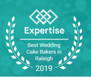 Best Wedding Cake Bakers in Raleigh -- 2019