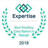 Best Wedding Cake Bakers in Raleigh -- 2018